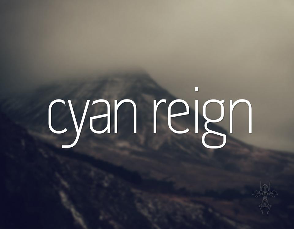 cyan reign branding