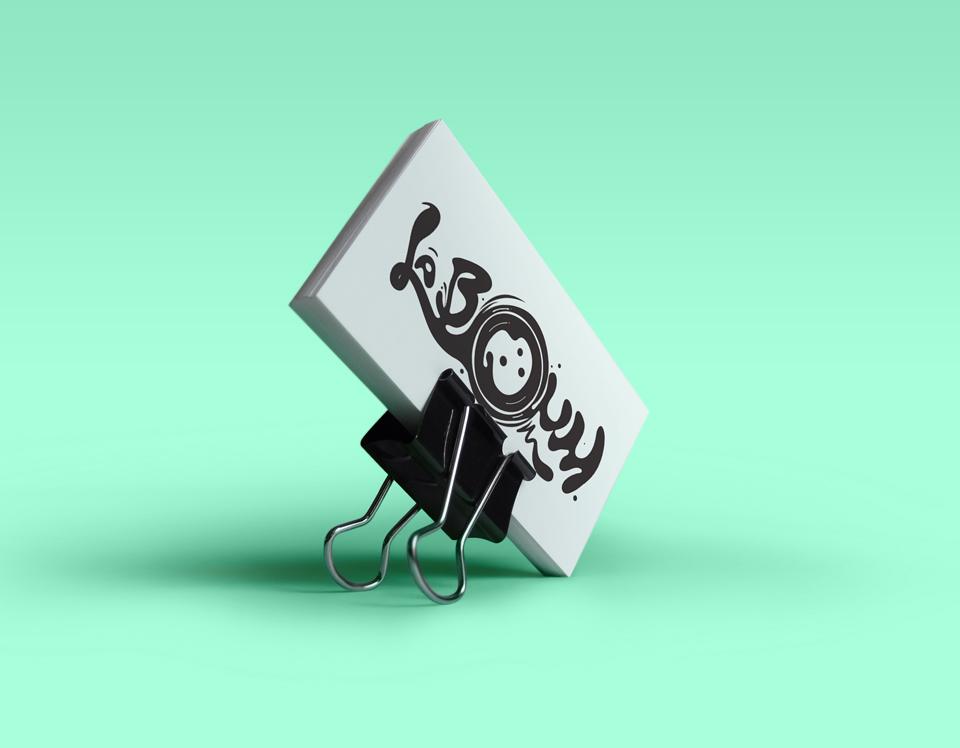 Laboum Logo Design
